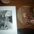 銅版画の制作