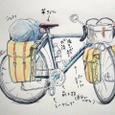 思い出の自転車