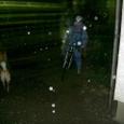雨のジテツーから帰宅2
