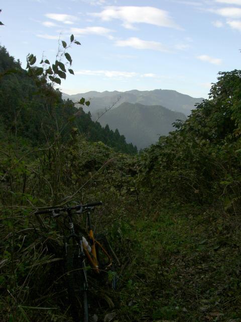 裏山トレール(秋)