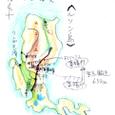 ルソン島の地図