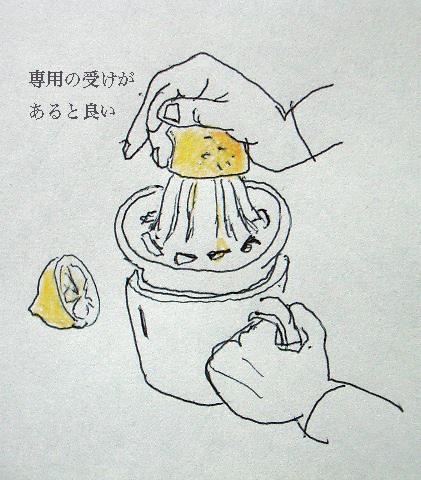 レモネードの作り方